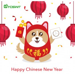 Yoswit Wish You A Happy Chinese New Year