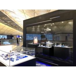 "Blogs - 20180820 - Yoswit @ Hong Kong International Airport ""Smart Living"" Display"