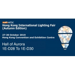 News - Exhibitions - 20191016 - Hong Kong International Lighting Fair (Autumn Edition) 2019