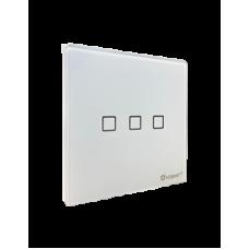 Smart Touch Light Switch - Socket 86 - 3 Gang