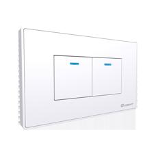 Smart Light Switch - Socket 118 - 2 Gang