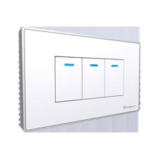 Smart Light Switch - Socket 118 - 3 Gang