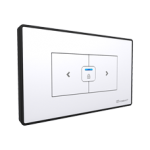 Smart Curtain Switch - Socket 118 - 1 Layer
