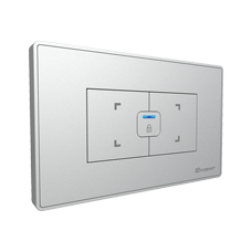 Smart Curtain Switch - Socket 118 - 2 Layer