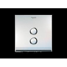 奧智系列 - EZinstall3 - 照明開關 - 86型開關面板 - 二位