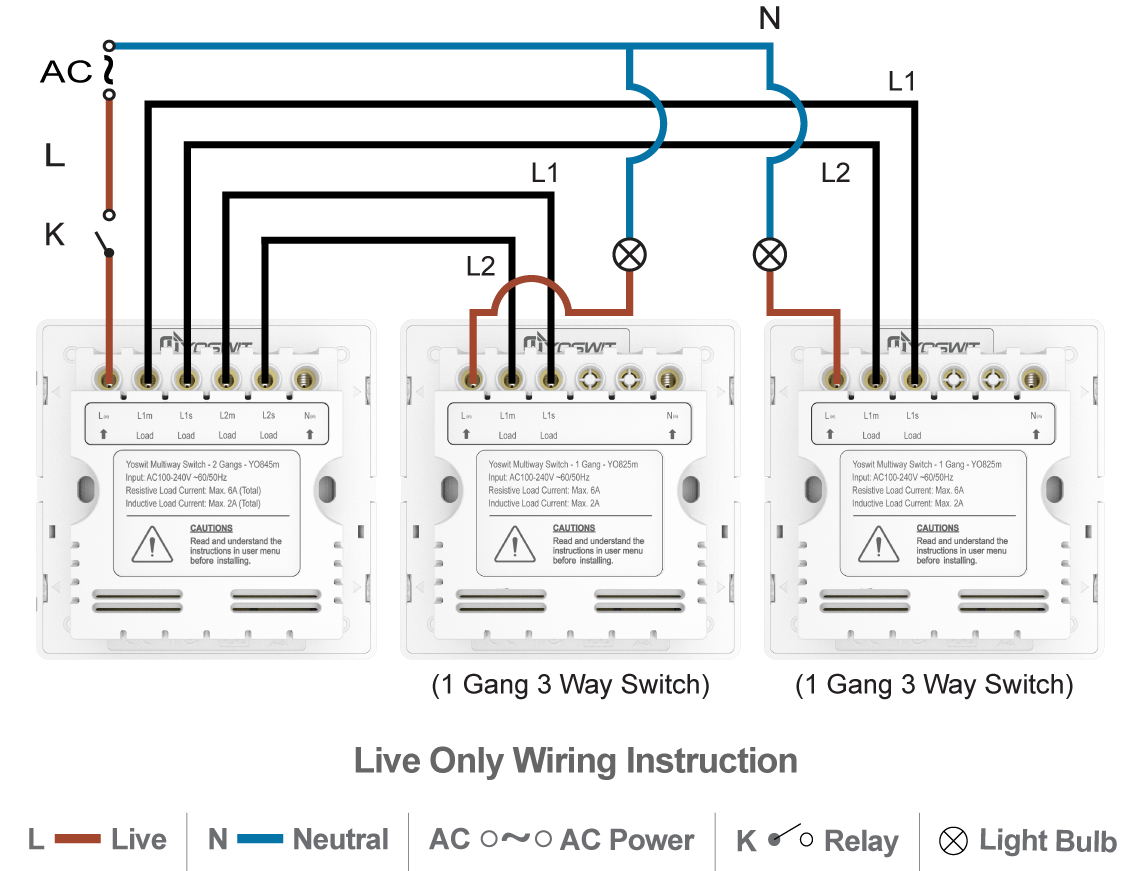 ge z wave light switch 3 way wiring diagram